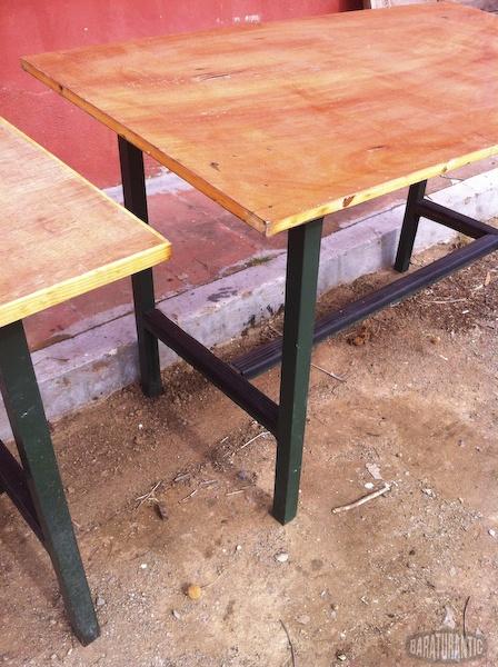 Mesa de dibujo vintage de estudio de dise o o arquitectura muebles vintage industrial vintage - Mesas de arquitectura ...