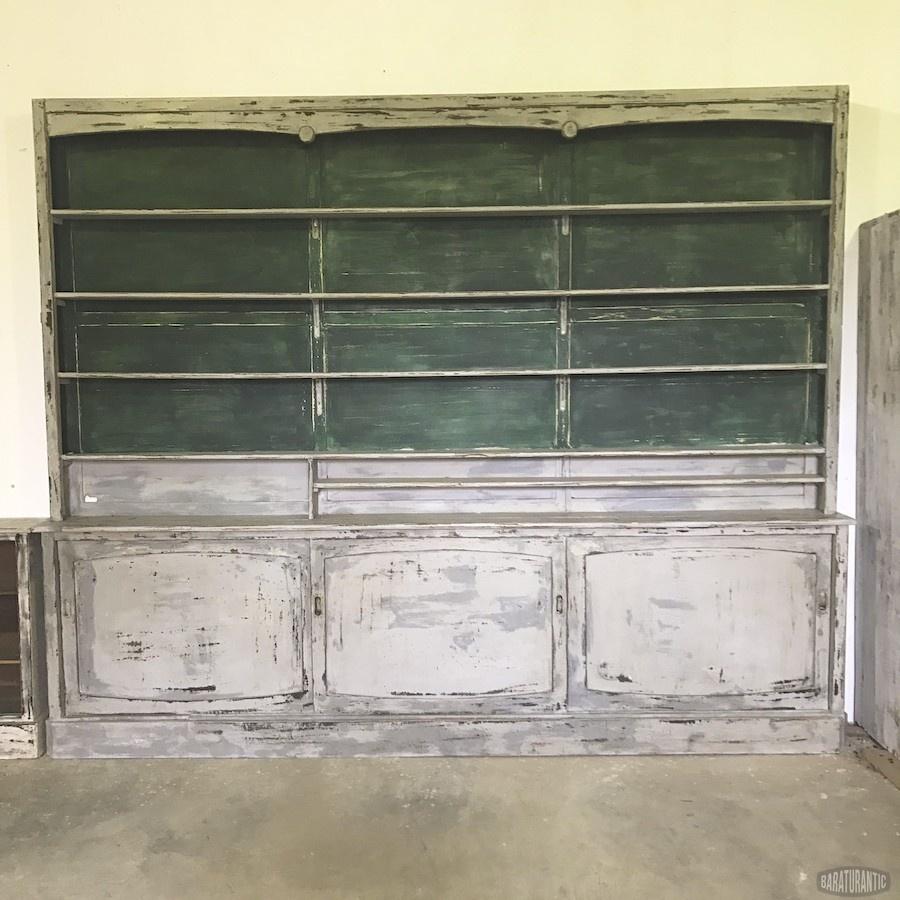 Artesanato Sobre Halloween ~ Antiguo Gran Mueble de Farmacia, Gran Aparador Muebles Vintage Industrial Vintage Home Decor