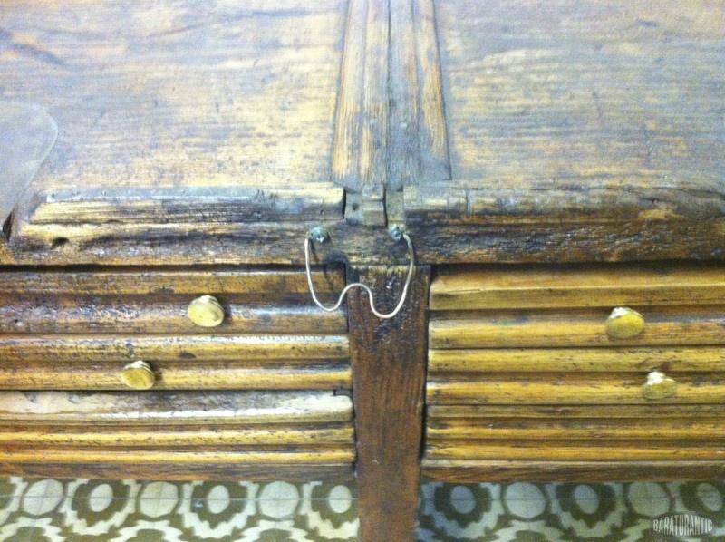 Antiguo Mueble Industrial de Oficios de Joyero - Muebles Vintage ...